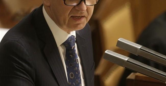 Czech lawmakers OK conflict-of-interest law despite veto