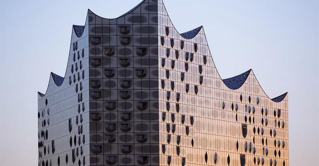 Hamburg's spectacular Elbphilharmonie opens for 1st concert