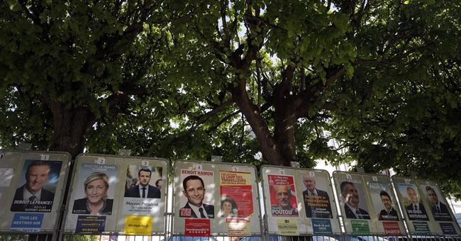 Macron And Le Pen Enter Final, Euro Soars Across The Board