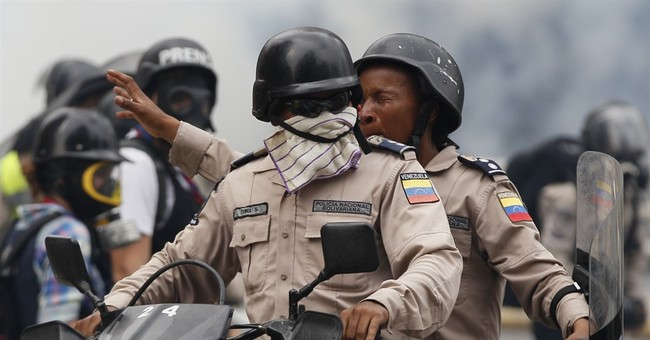 AP Explains: Why are protests rocking Venezuela now?