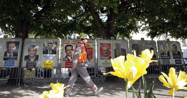 Buoyant French economy ahead of election a boon to eurozone