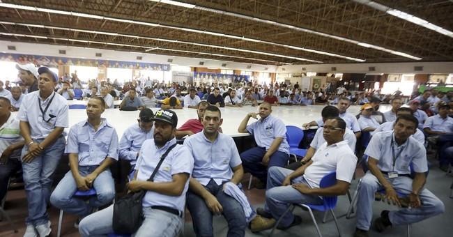 GM quits Venezuela after government seizes its factory