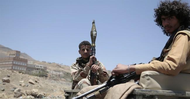Watchdog says Yemen rebel land mines killed, maimed hundreds