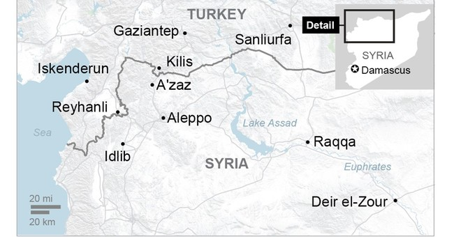 """""""They're going for death:"""" Syrian tells of defection from IS"""