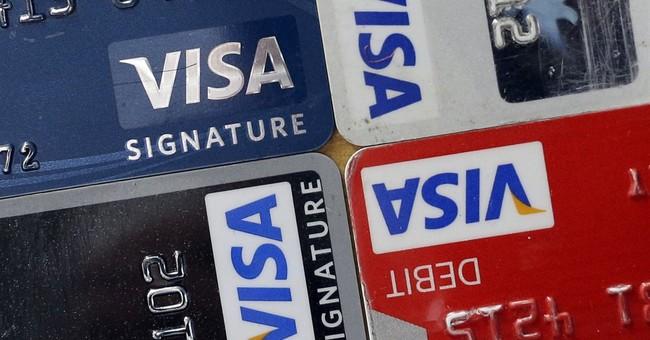 Visa 2Q profits fall, but results still beat expectations