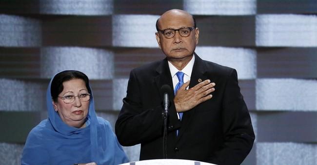 Father of fallen Muslim-American soldier decries travel ban