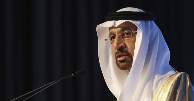 Saudi oil minister says production cuts may need to continue