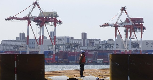 Japan's exports, imports surge in sign of renewed vigor