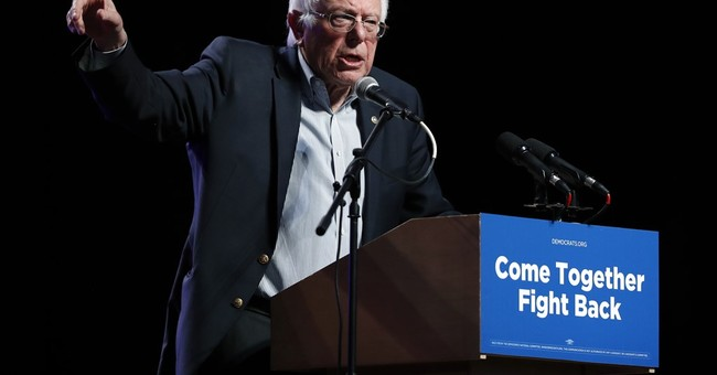 The senior Sanders backs party youth to remake Democrats