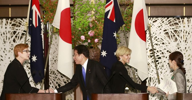 Japan and Australia to deepen ties amid North Korea tension