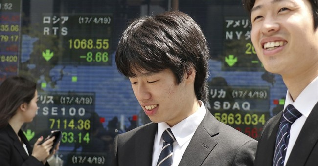 Global shares gain on oil price rebound, Japan export data