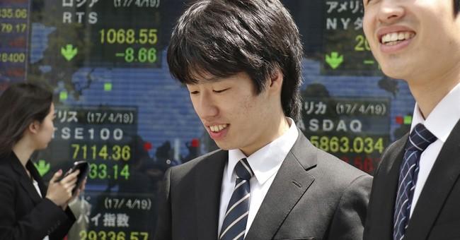 Global shares gain on oil price rebound, Japan export data