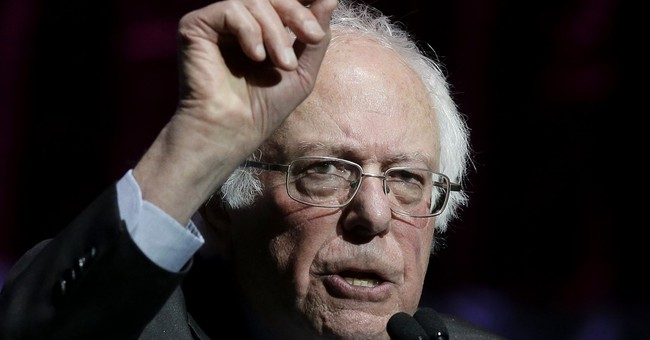 Bernie Sanders: 'I'm an Independent'