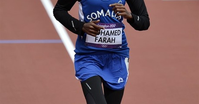 Granted UK asylum after 2012 Olympics, Somali to run again