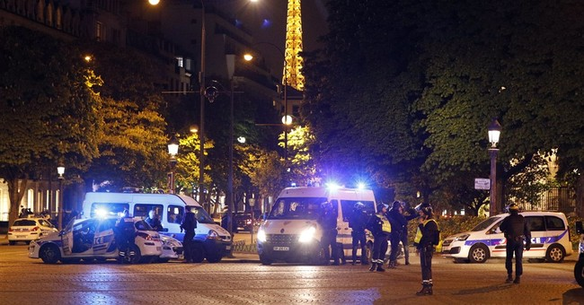 The Latest: Champs-Elysees reopening after gun attack