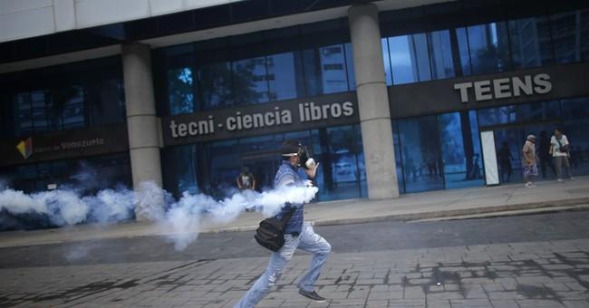 Die After Rioting in Venezuela