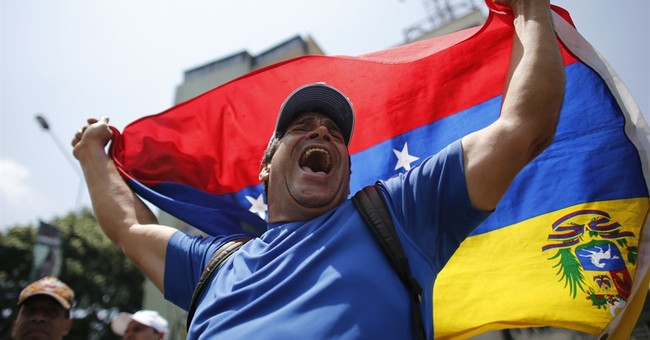 Anti-government protest enters second day in Venezuela