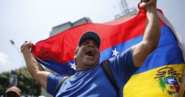 In Venezuela Dozens of children evacuated from Caracas hospital amid unrest