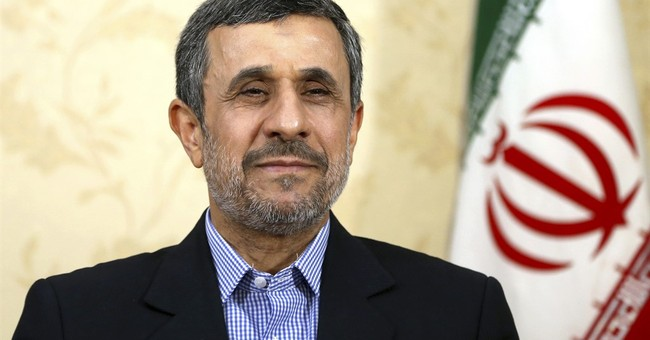 Iran approves 6 to run for president, but Ahmadinejad is out