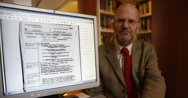 London library makes World War II war crimes searches easier
