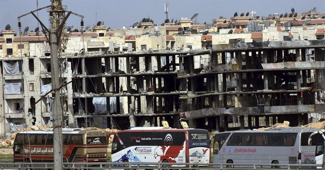 UN panel: Syria evacuees likely to be caught in new fighting