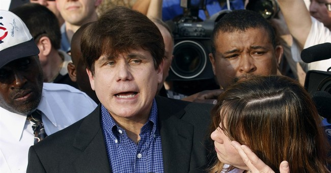 Court promptly denies Blagojevich request for 3rd sentencing