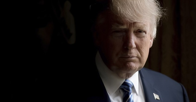 Excerpts from AP interview with President Donald Trump