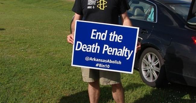 The Latest: Judge won't block Arkansas executions