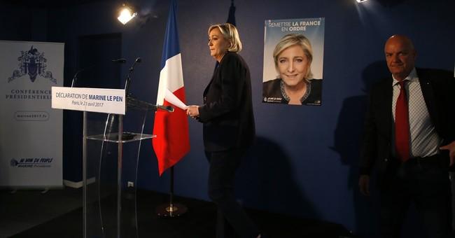Le Pen's passion for politics, far-right values in her DNA