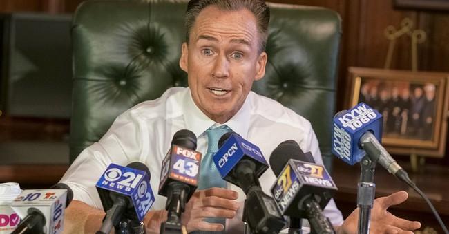 Pennsylvania governor strips lieutenant gov of security