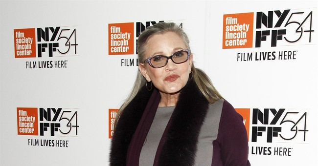 Carrie Fisher's 'Catastrophe' co-stars recall her final days