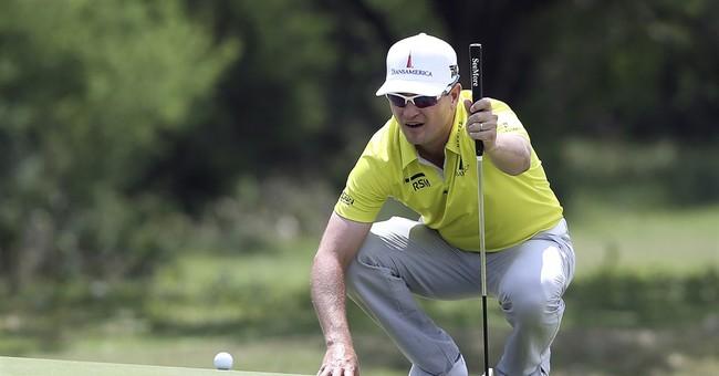 Tony Finau, Bud Cauley tied for lead at Texas Open