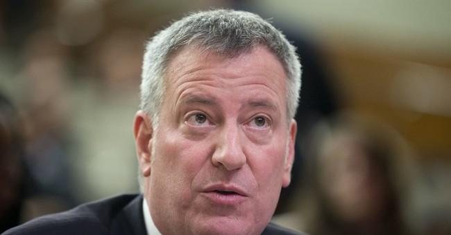 New York's mayor blasts Sessions' 'soft on crime' statement
