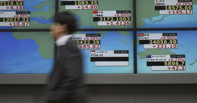 Asian stocks advance after US markets rally