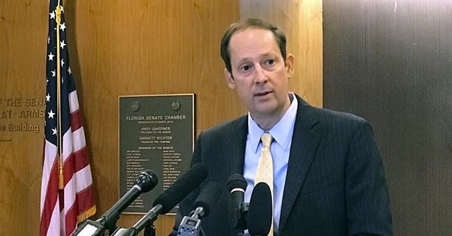 Florida senator who used racial slur resigns