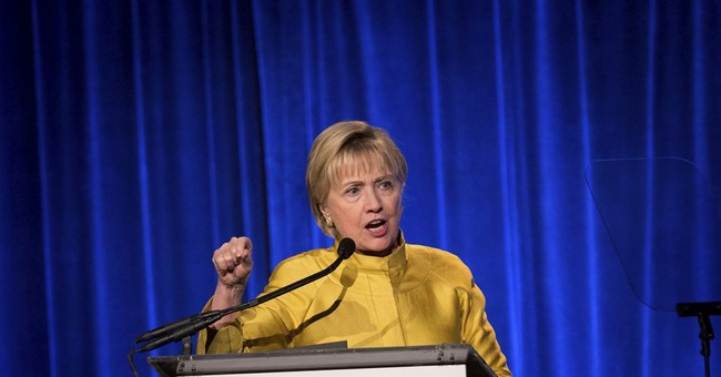 Hillary Clinton: Progress in LGBT rights may not be secure