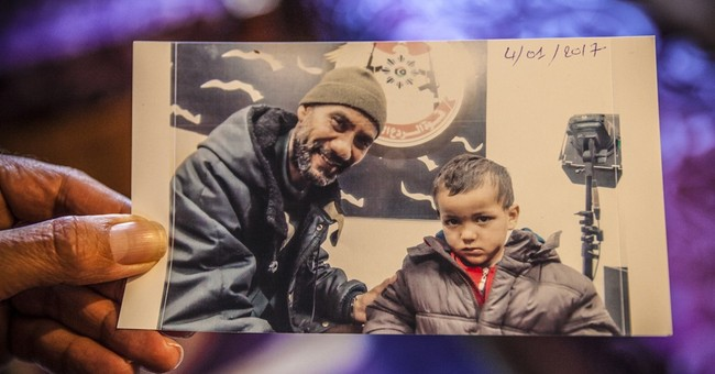 A 2-year-old orphan of jihad is trapped in a Libyan prison