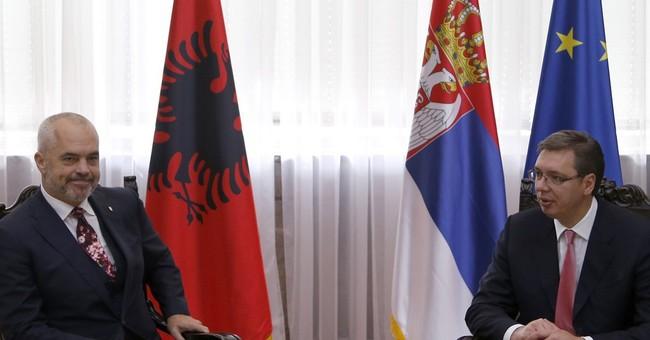 Serb officials warn of another war in the Balkans