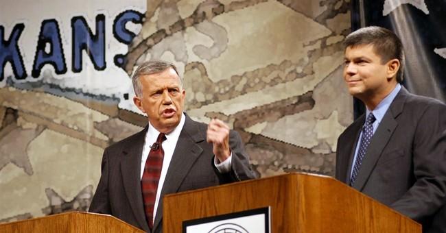 Former Arkansas US Rep. Jay Dickey dies at 77