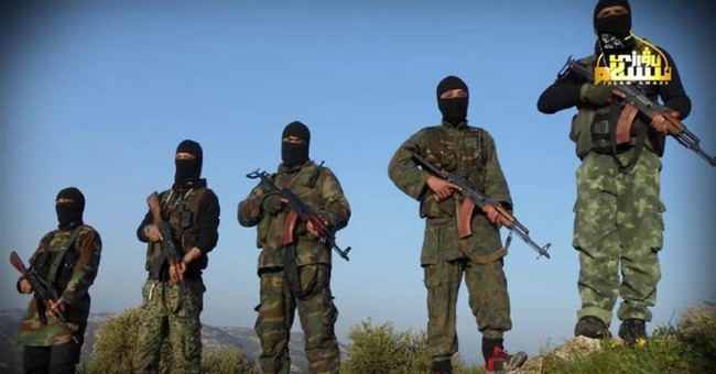 Chinese jihadis' rise in Syria raises concerns at home