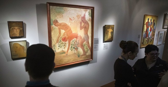 Renowned Soviet avant-garde art collection comes to Moscow