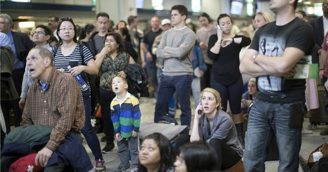 Schumer: Boost communication after Penn Station stampede