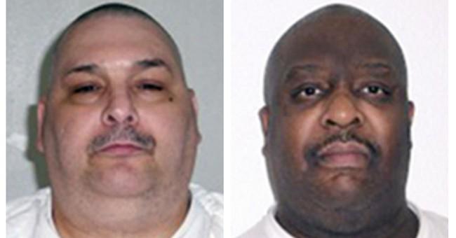 Federal judges deny efforts to delay Arkansas executions