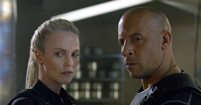 'The Fate of the Furious' laps new films at box office