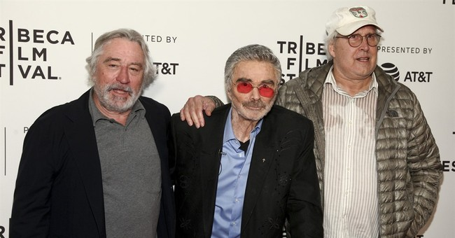 Burt Reynolds makes rare public appearance at film festival