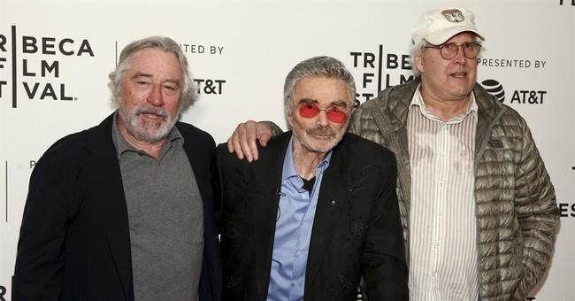 Burt Reynolds makes rare public appearance at film festival
