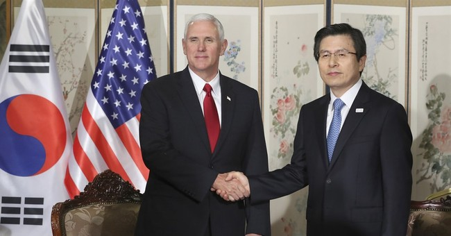 Denuclearization of Korean peninsula can still be achieved peacefully: Pence