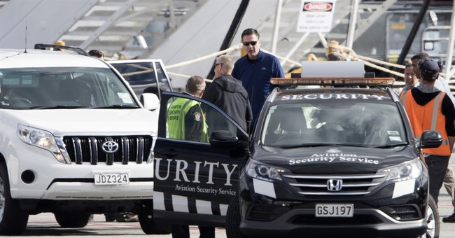 FBI boss Comey arrives in New Zealand ahead of conference