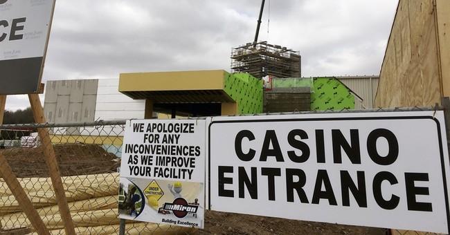 Clarification: Casino Fight-Tribes story