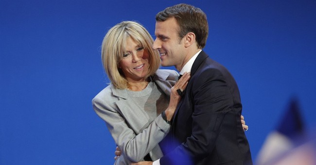 Untested, undefinable Macron nears pinnacle of French power